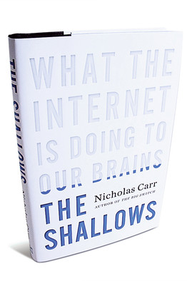 shallows what internet doing brains